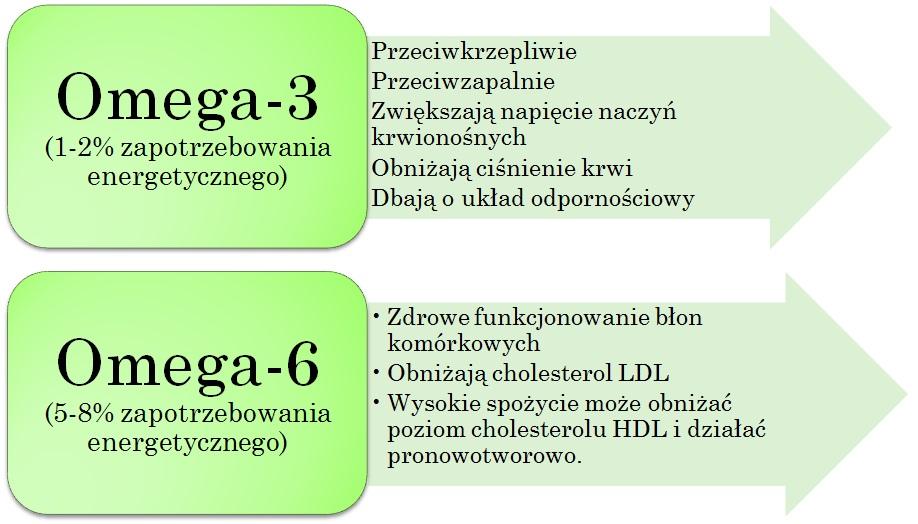 omega 3 i 6